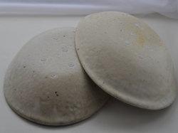 ビードロ釉オーバル鉢-6