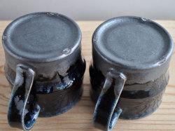 ルリ釉マグカップ-6
